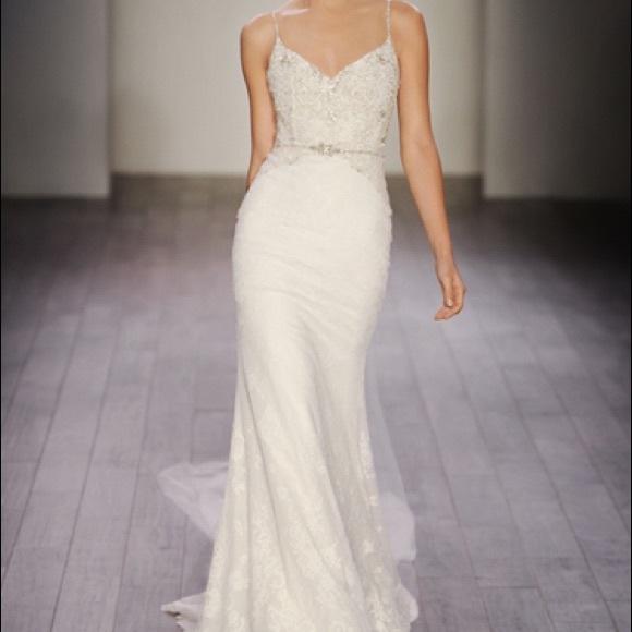 Alvina Valenta Dresses | Wedding Gown Size 2 | Poshmark